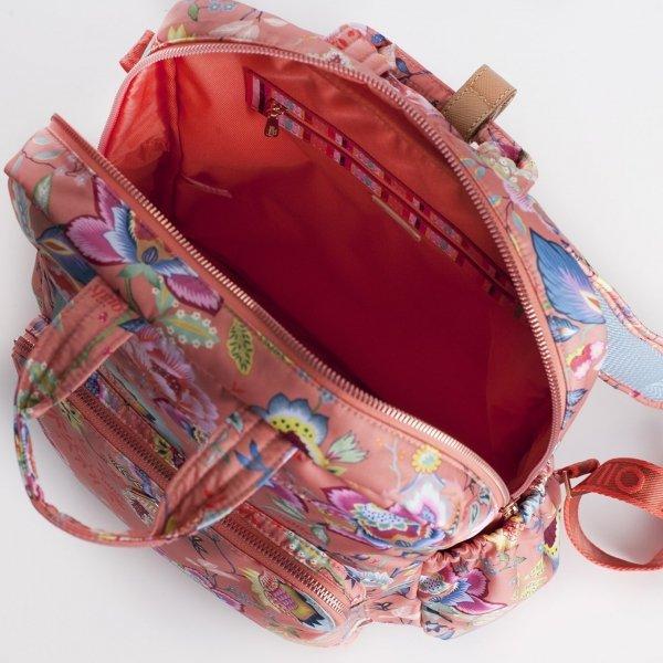 Oilily Color Bomb M Backpack camelia Damestas van Polyester