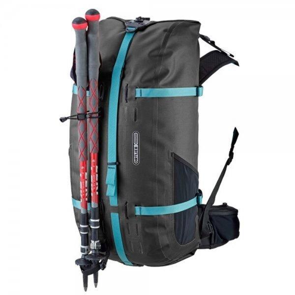 Ortlieb Atrack 45 L Backpack black backpack van Polyester