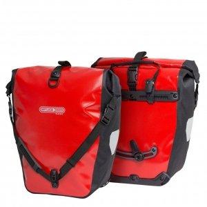 Ortlieb Back-Roller Classic QL2.1 40L (set van 2) red/black