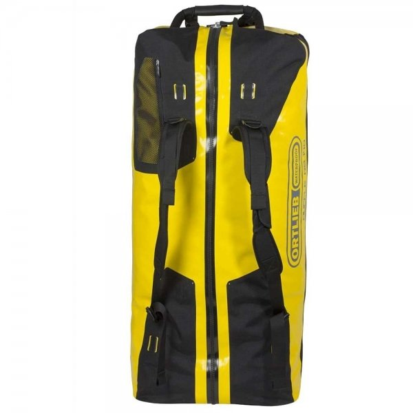 Ortlieb Duffle RS 140L sunyellow / black Handbagage koffer Trolley