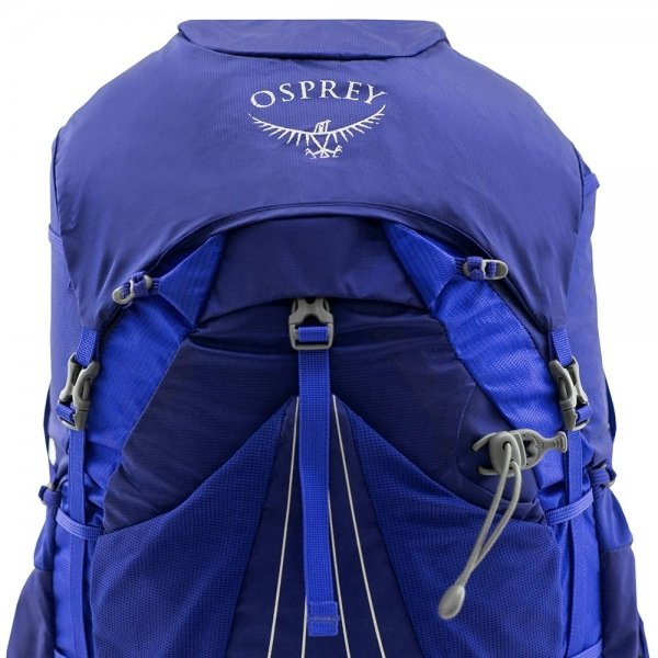 Osprey Eja 38 Small Backpack equinox blue backpack van