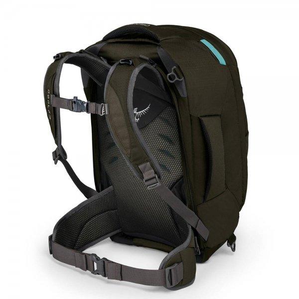 Osprey Fairview 40 S/M Carry-on Backpack misty grey backpack van Nylon