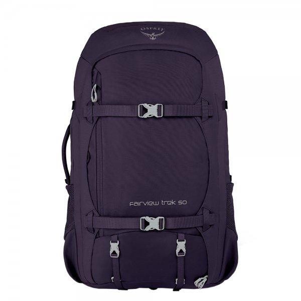 Osprey Fairview Trek 50 amulet purple backpack