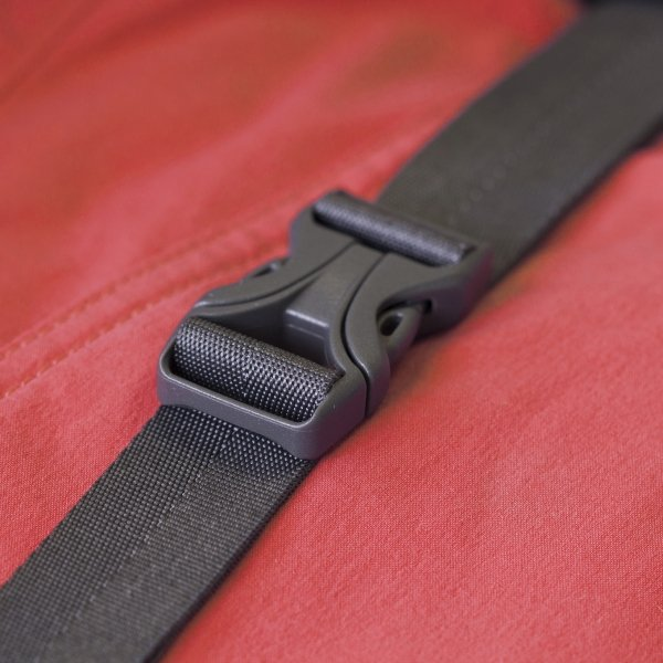 Osprey Farpoint 40 M/L Travel Backpack jasper red Weekendtas