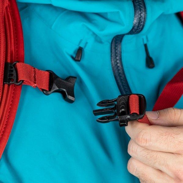 Osprey Kamber 16 Backpack galactic black backpack