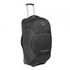 Osprey Sojourn 80 Trolley flash black Reistas