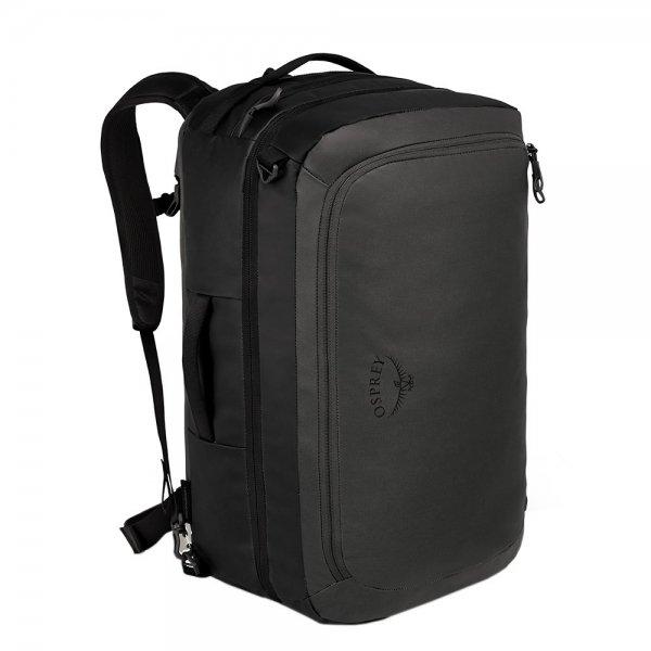 Osprey Transporter Carry-On 44 black Handbagage koffer Trolley