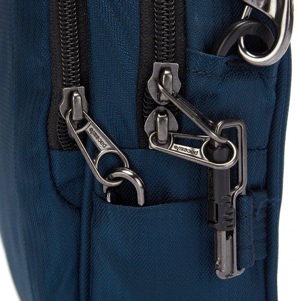 Pacsafe Metrosafe LS Anti-Theft Crossbody Bag ocean Herentas van Nylon