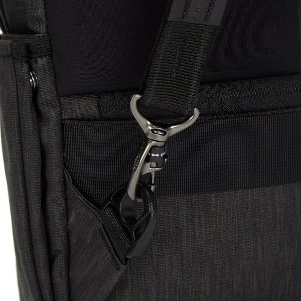 Pacsafe Metrosafe X Anti-Theft 20L Backpack carbon backpack van Polyester