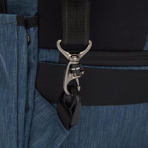 Pacsafe Metrosafe X Anti-Theft 20L Backpack dark denim backpack van Polyester