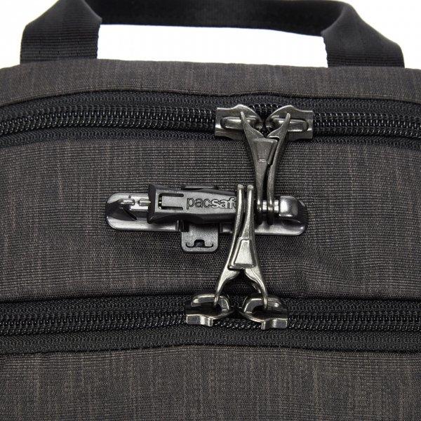Pacsafe Metrosafe X Anti-Theft Vertical Crossbody carbon Herentas