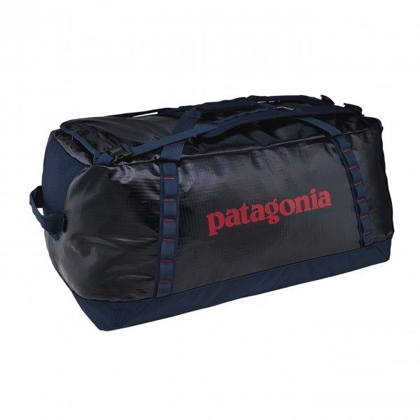 Reistassen zonder wielen van Patagonia