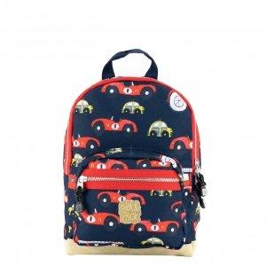Pick & Pack Cars Backpack S navy Kindertas