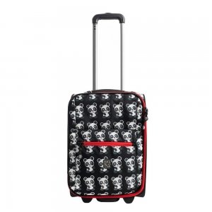 Pick & Pack Cute Panda Kindertrolley black multi Kinderkoffer