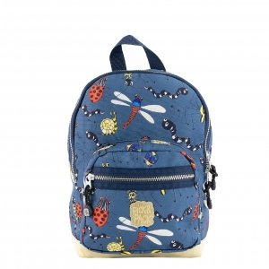 Pick & Pack Insect Backpack S petrol Kindertas