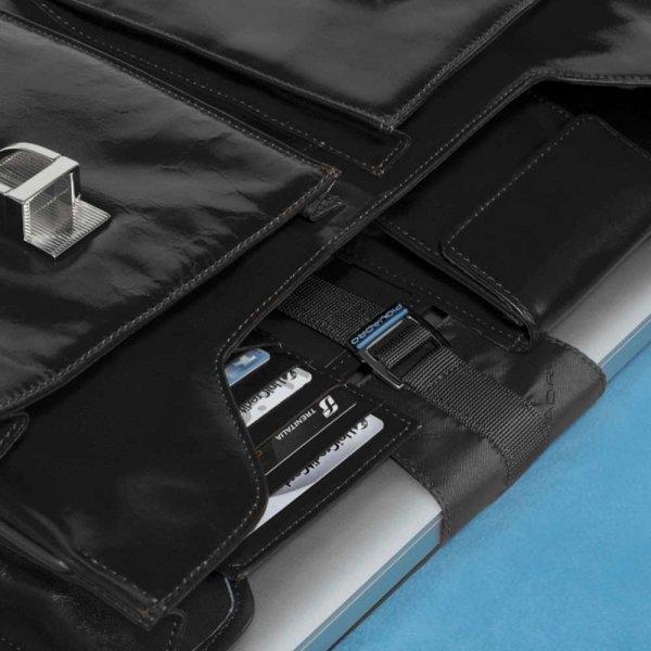 Laptop schoudertassen van Piquadro