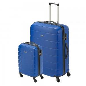 Princess Traveller Grenada 2 Delige Kofferset blue