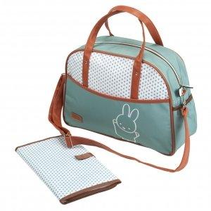 Princess Traveller Nijntje Diaper Bag green Luiertas