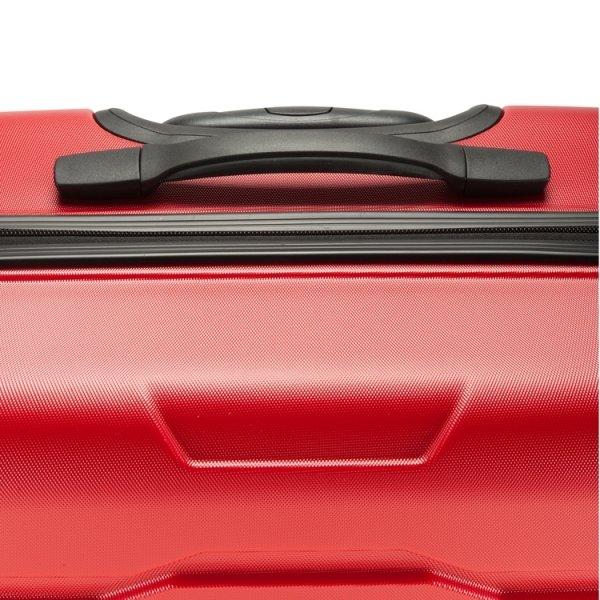 Princess Traveller Ottawa 3 Delige Kofferset red