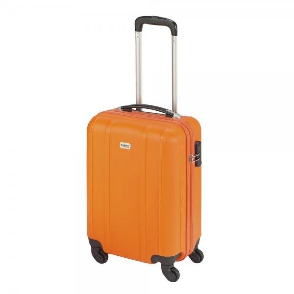 Princess Traveller Santiago Cabin Trolley S orange Harde Koffer