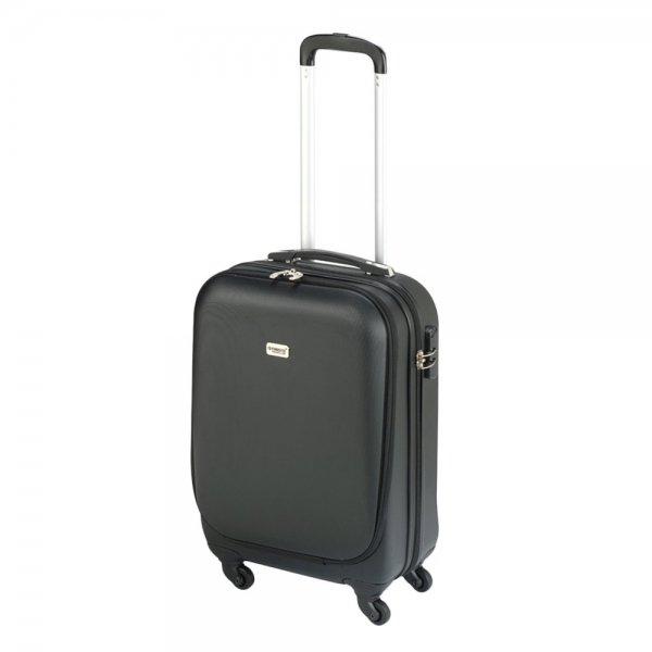 Princess Traveller Sydney Cabin Laptop Trolley black Harde Koffer