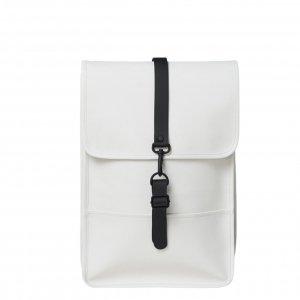 Rains Backpack Mini off white backpack