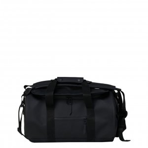 Rains Duffel Bag Small black Weekendtas