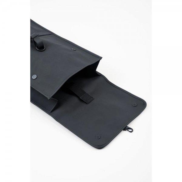 Rains Original Backpack Mini black backpack van Polyester