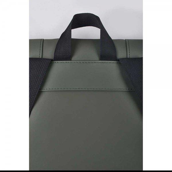 Rains Original MSN Bag green van Polyester