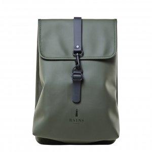 Rains Original Rucksack green backpack