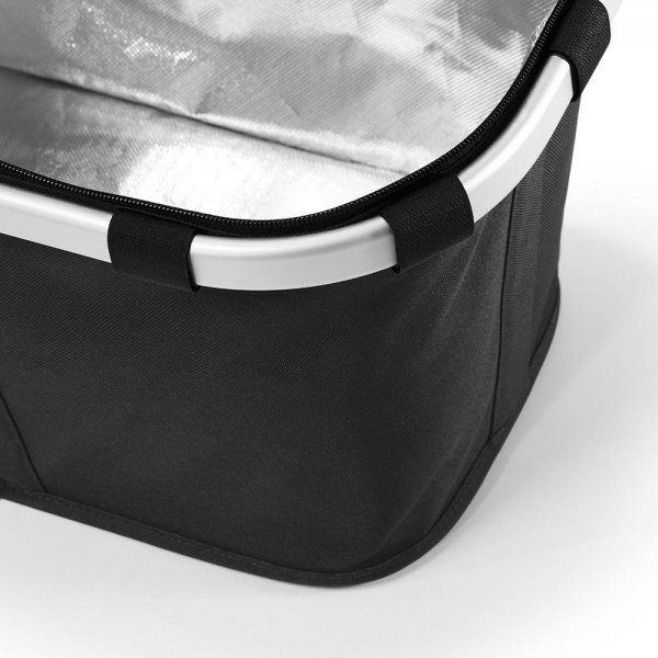 Reisenthel Shopping Carrybag Iso black van Polyester
