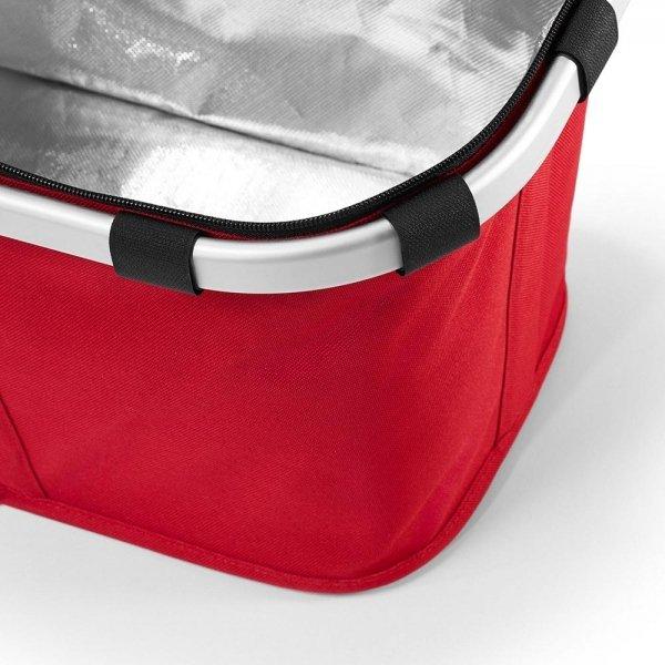 Reisenthel Shopping Carrybag Iso red van Polyester