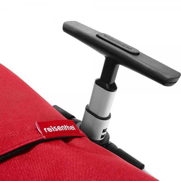 Reisenthel Shopping Carrycruiser Iso red Trolley van Polyester