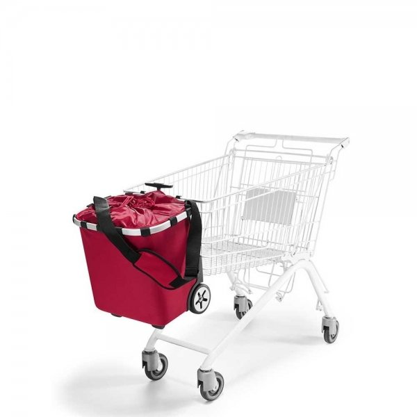 Reisenthel Shopping Carrycruiser baroque taupe Trolley van Polyester