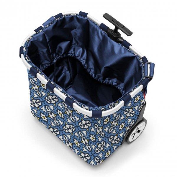 Reisenthel Shopping Carrycruiser floral Trolley van Polyester