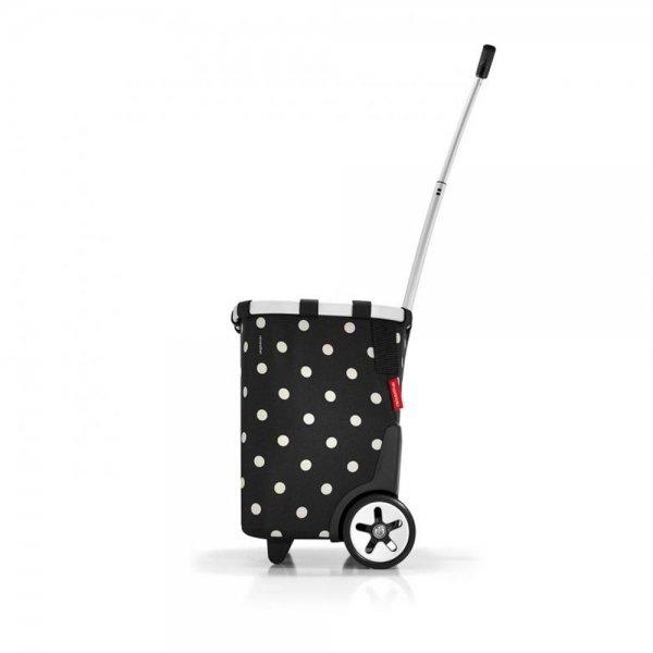 Reisenthel Shopping Carrycruiser mixed dots Trolley van Polyester