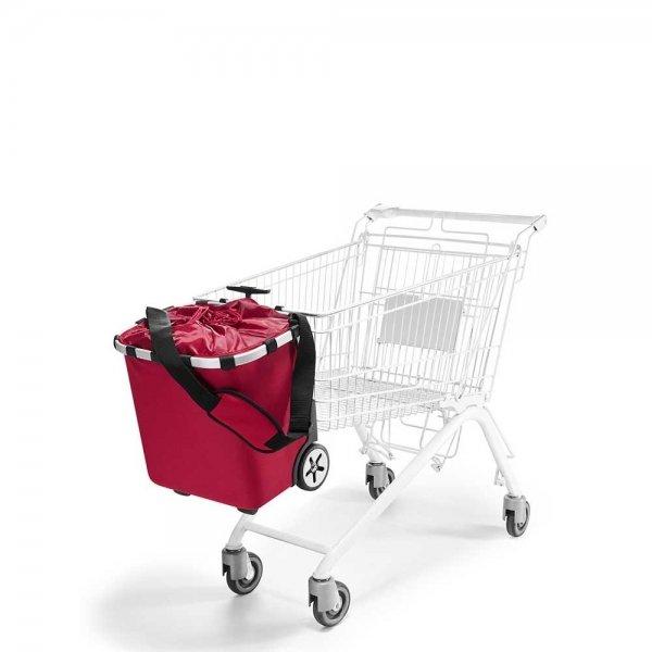 Reisenthel Shopping Carrycruiser red Trolley van Polyester