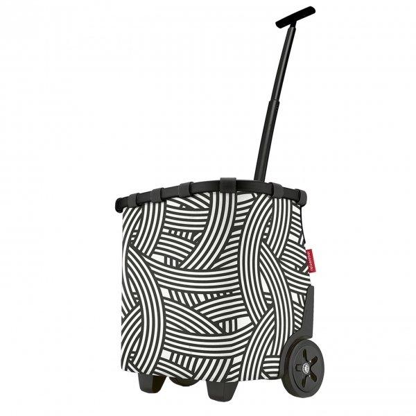 Reisenthel Shopping Carrycruiser zebra Trolley