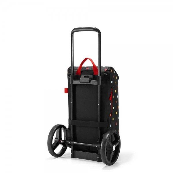 Reisenthel Shopping Citycruiser Rack black Trolley van