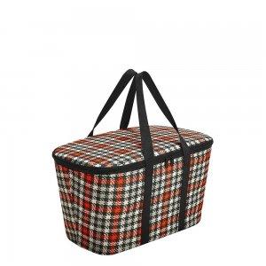 Reisenthel Shopping Coolerbag glencheck red