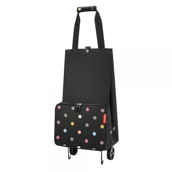 Reisenthel Shopping Foldable Trolley dots Trolley
