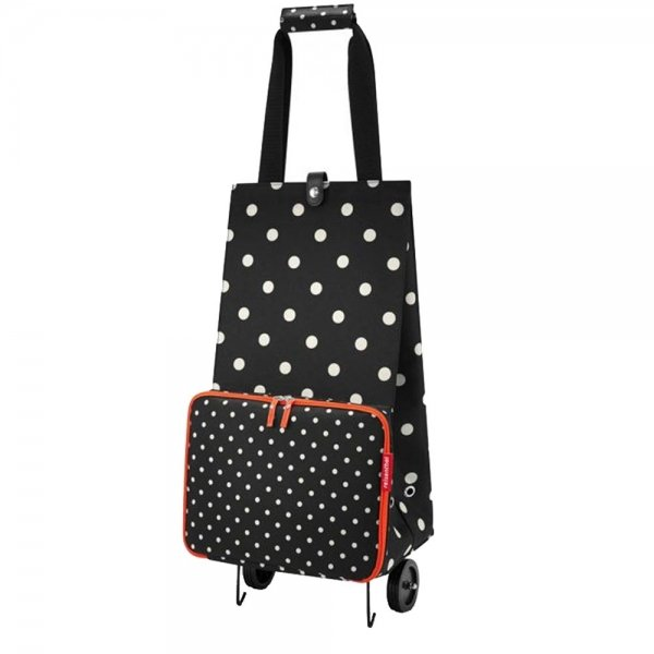 Reisenthel Shopping Foldable Trolley mixed dots Trolley