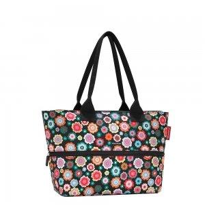Reisenthel Shopping Shopper e1 happy flowers Damestas