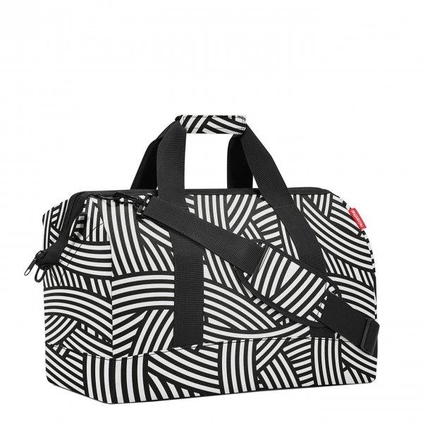 Reisenthel Travelling Allrounder L zebra Weekendtas