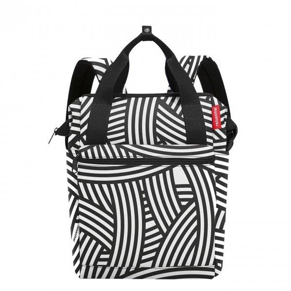 Reisenthel Travelling Allrounder R zebra Damestas