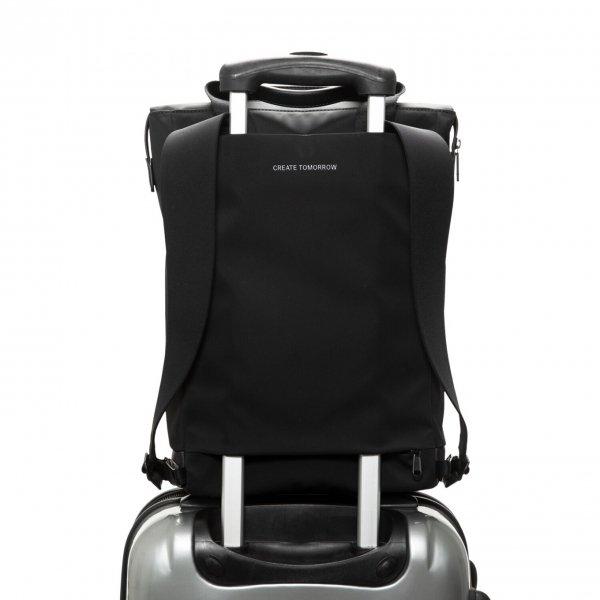 Salzen Freelict Business Backpack phantom black backpack