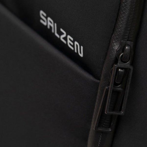 Salzen Originator Business Backpack black/phantom backpack van Nylon