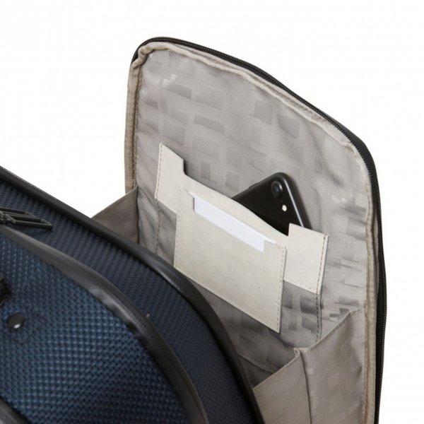 Salzen Originator Business Backpack knight blue backpack van Nylon