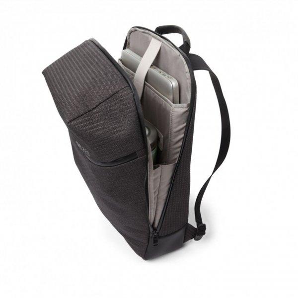 Salzen Savvy Daypack ash grey backpack
