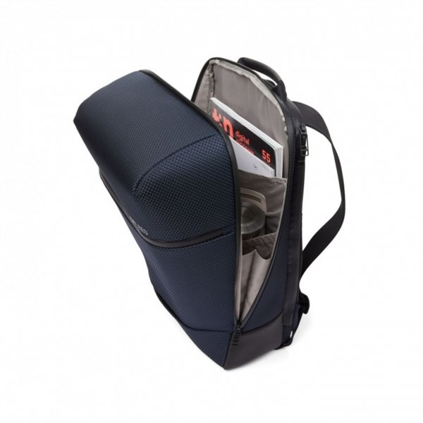 Salzen Sharp Business Backpack knight blue backpack